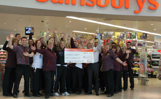 hand in hand with local charities sainsbury 39 s. Black Bedroom Furniture Sets. Home Design Ideas