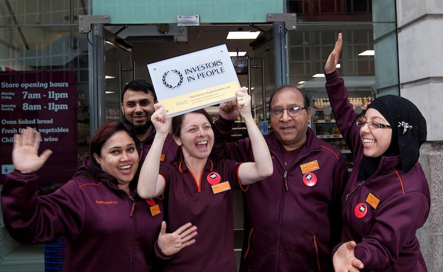 Colleague engagement – Sainsbury's