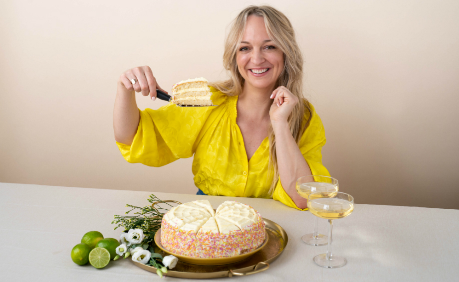 To Mark Its 150th Birthday Sainsburys Has Produced A Delectable Celebration Cake In Partnership With Californian Pastry Chef And Author Claire Ptak