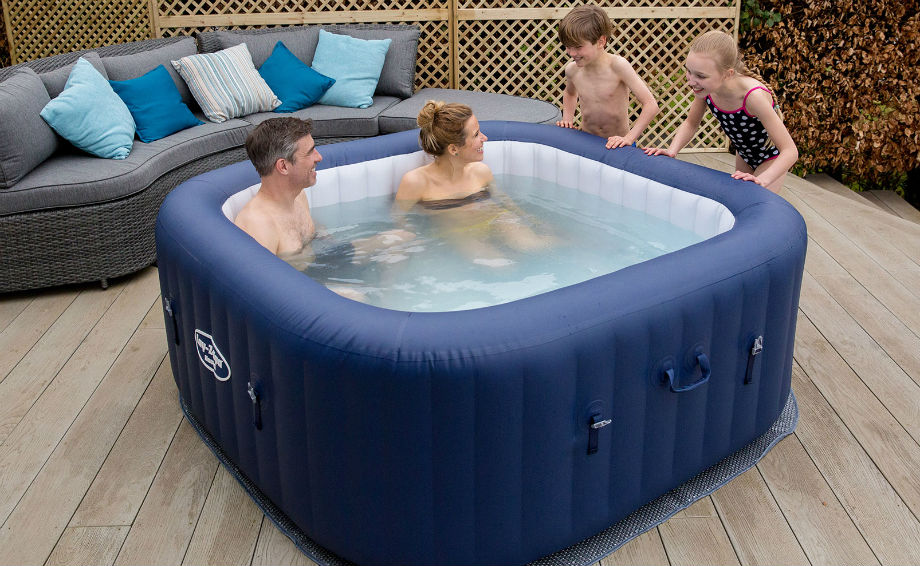 Newcastle crowned Hot Tub Capital of the UK – Sainsbury's