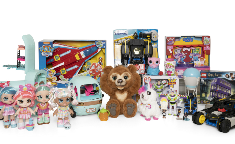 Christmas Cracker Toys.Christmas Crackers Argos Reveals The Top Toys For Under