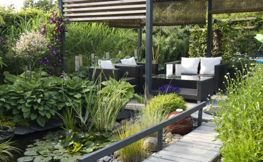 Purple plants, garden \'rooms\' and vertical planting set to dominate ...