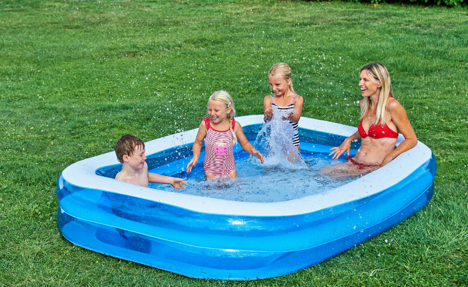 Paddling Pool Sales Hit Record High As British Shoppers Cool Off In Summer Sunshine Sainsbury S