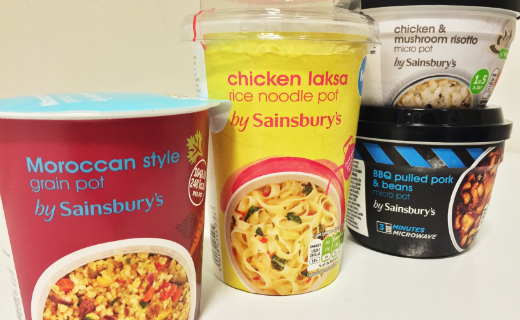 Waitrose Chinese Food Range