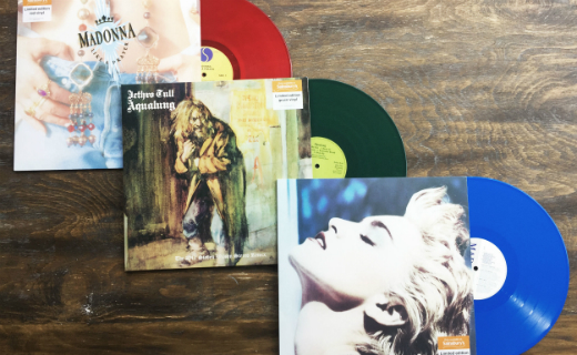 Sainsbury's Extends Vinyl into 238 Stores – Sainsbury's